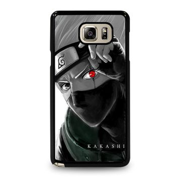 SHARINGAN EYE KAKASHI Samsung Galaxy Note 5 Case