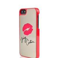 Juicy Kiss Burnout Mirror Iphone 5 Case by Juicy Couture