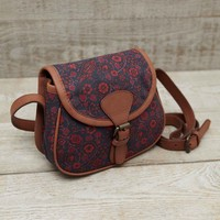 Kearby Saddle Bag