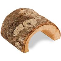 All Living Things® Hermit Crab 1/2 Log Hideout