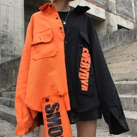 Matrix Oversized Jacket
