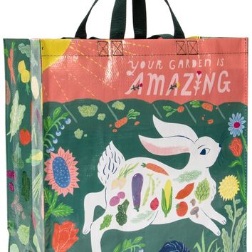 Your Garden is Amazing Shopper (Great for Groceries, Clothes, You Name It!)