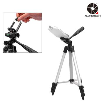 "Portable Stand Tripod 13.8-40"" Light for Digital Camera Smart Phone Photo Video"