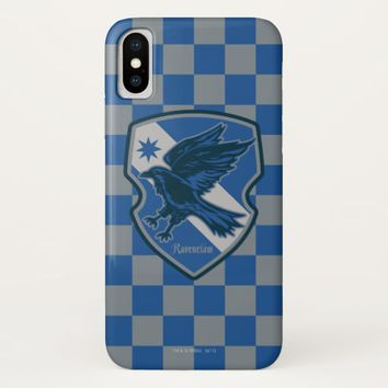 Harry Potter | Ravenclaw House Pride Crest iPhone X Case