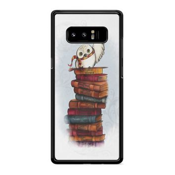 Hedwig Owl Harry Potter Samsung Galaxy Note 8 Case