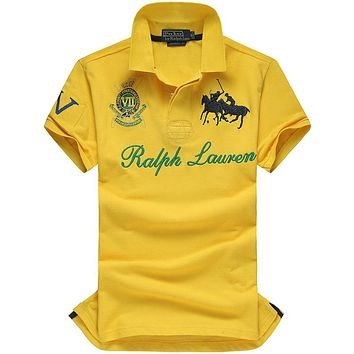 Boys \u0026 Men Polo Ralph Lauren T-Shirt Top Tee