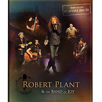 Plant, Robert : Live From the Artists Den: Robert Plant & the Band of Joy
