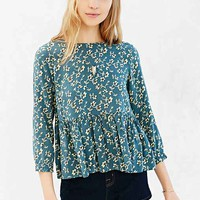 Cooperative Baby Doll Blouse-