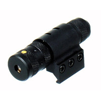 Leapers Combat Tact Adj Red Laser Sight W/Weaver Ring