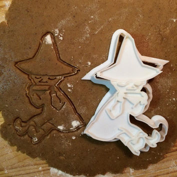 The Moomins - Snusmumriken (Snufkin) cookie cutter