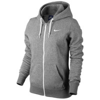 Nike Club Logo Full Zip Hoodie - Women's