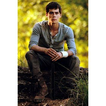 Dylan Obrien Poster Standup 4inx6in