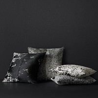 Dappled Cowhide Pillow Cover