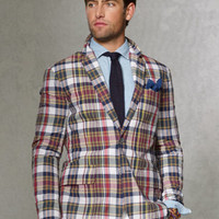 Grafton Madras Sport Coat