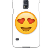 Love Emoji - Samsung Galaxy S5 Case