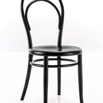 Michael Thonet A14 Veneer Seat Bentwood Side Chair by GTV