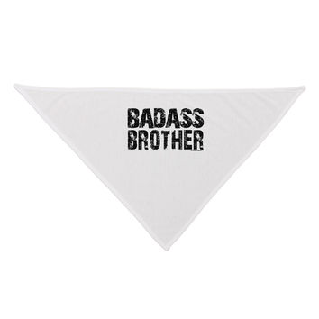 Badass Brother Dog Bandana 26