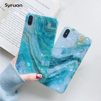 Glitter Marble Phone Case