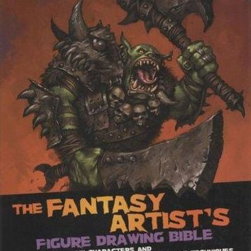 The Fantasy Artist's Figure Drawing Bible 1 SPI