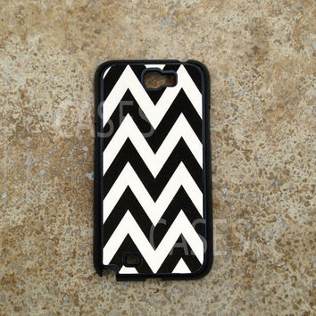Samsung Galaxy Note 2 Case, Chevron Pattern Galaxy Note Cases, Cool Unique Note 2 Cover