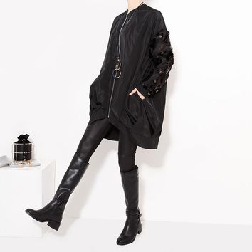 Banks Sequin Jacket - Black