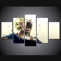 Dragon Ball Monkey King Wall Art