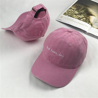 Fashion Women  Bad Hair Day OOPS Letter  Couple Cap  Trucker Hat