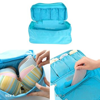 Waterproof Women Travel Bra Underwear Organizer