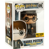 Funko Harry Potter Pop! Harry Potter With Sword Of Gryffindor Vinyl Figure Hot Topic Exclusive