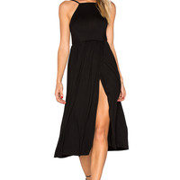 Clayton Leona Dress in Black