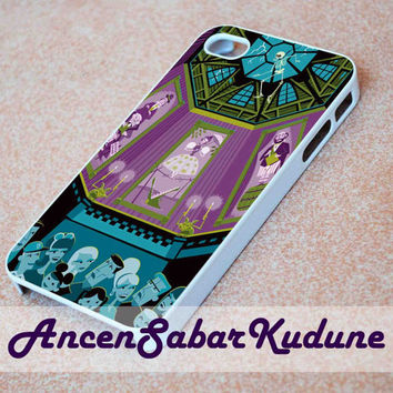 Disneyland Haunted Mansion - Phone case,iphone 4/4s,5/5s/5c/6/6+/Samsung S3/4/5/6/ ipod touch 4/5