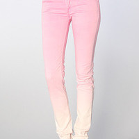 Cheap Monday The Narrow LoWaist Skinny Jean in Faded Pink : Karmaloop.com - Global Concrete Culture