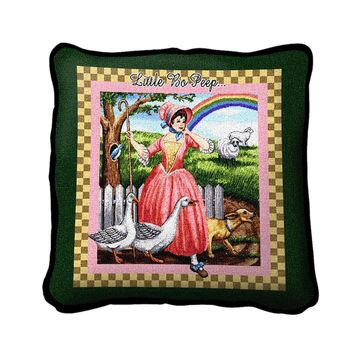 Pure Country Weavers Decorative Little Bo Peep Pillow