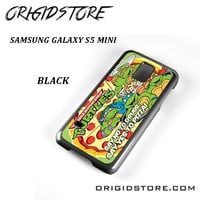 Tmnt Ninja Turtle Say Yes To Pizza For Samsung Galaxy S5 Mini Case YG