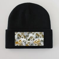 ANDCLOTHING — Kitten ALSO Beanie