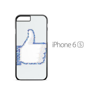 Facebook Like Sign iPhone 6s Case