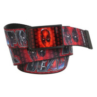Marvel Deadpool Bottler Opener Web Belt