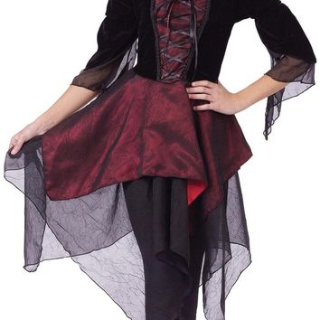 Dracula Lady Child 4-6 costume
