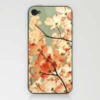 Pink Phone Skin by Joy StClaire | Society6
