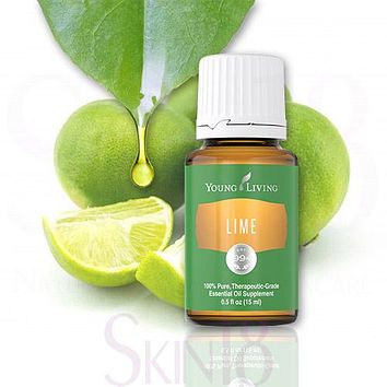 Young Living Lime Essential Oil