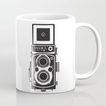 Yashica Mat 124G Mug by Yashica Lovers