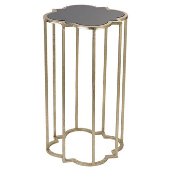 Rex Pedestal Table, Acrylic / Lucite, Plant Stands