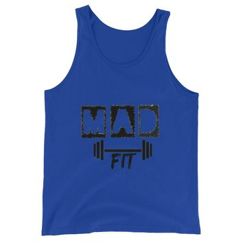 MAD Fit Unisex Tank Top