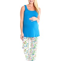 Emma Maternity & Nursing Pajamas