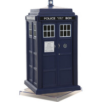 Doctor Who Spin And Fly Tardis   Hot Topic