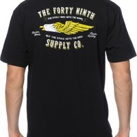 Forty Ninth Supply Co Woodson Eagle T-Shirt