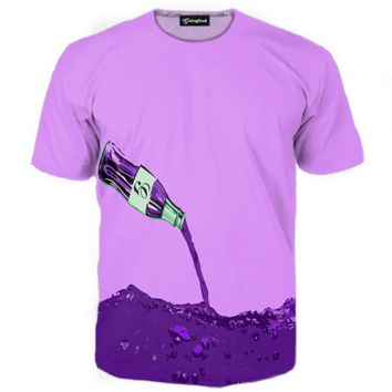 Pouring Lean Tee