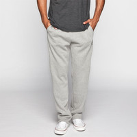 Fox Active Swisha Mens Sweatpants Heather Grey  In Sizes