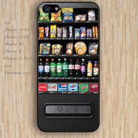 iPhone 5s 6 case vending machines colorful phone case iphone case,ipod case,samsung galaxy case available plastic rubber case waterproof B361
