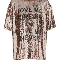 Love Me Now or Never T-Shirt - New In This Week - New In